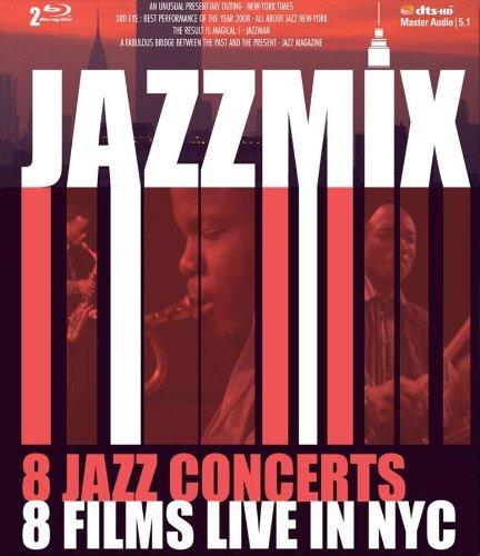 Jazzmix Live In Nyc Blu Ray 2010 On Dvd Blu Ray Copy