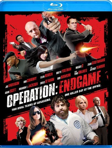 Endgame Dvd Release Date: Operation: Endgame [Blu-ray] (2010) On DVD Blu-ray Copy