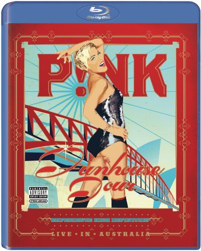 Pink Funhouse Tour Dvd