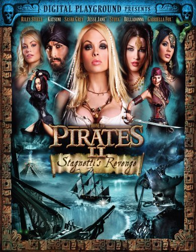 free Pirates 2: Stagnettis Revenge (Rated R) [Blu-ray] (2008