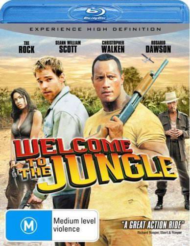 The Rundown (aka Welcome to the Jungle) [Blu-ray] on DVD ...