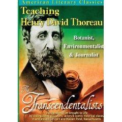 Authors like Henry David Thoreau