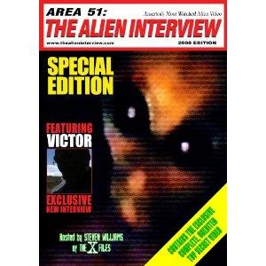 Area 51: The Alien Interview (Spec) (2008) on DVD Blu-ray ...
