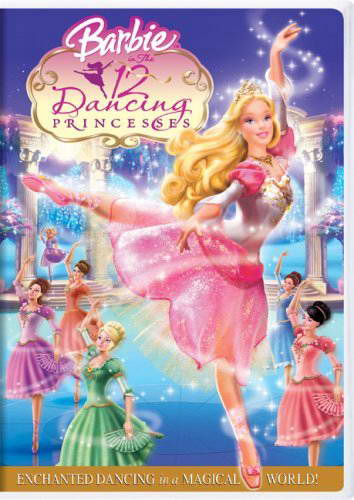 free Barbie in the 12 Dancing Princesses (2006) information