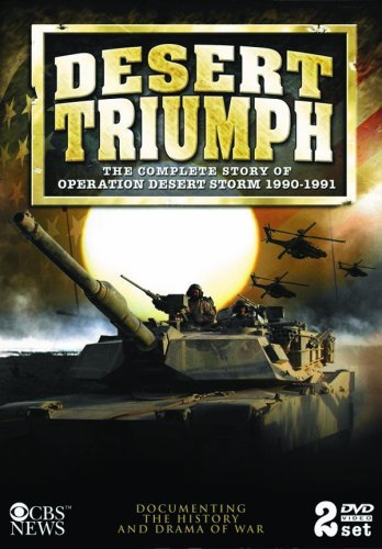 Desert Triumph-Complete Story of Operation Desert Storm movie