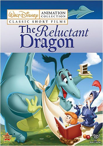 Reluctant Dragon Disney. 6: The Reluctant Dragon
