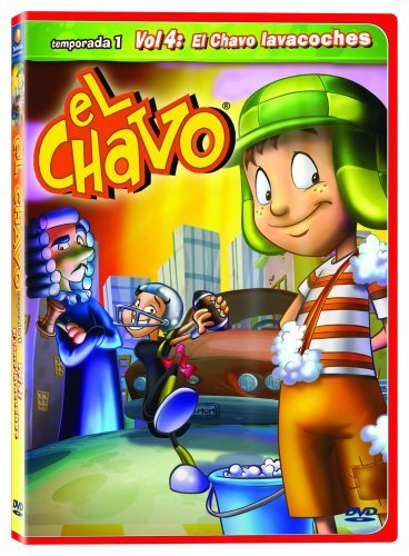 El Chavo Animado, Vol. 4: El Chavo Lavacoches y Mas movie