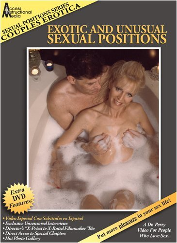 Exotic and Unusual Sex Positions. Release date:2009-01. Release Year : 2009