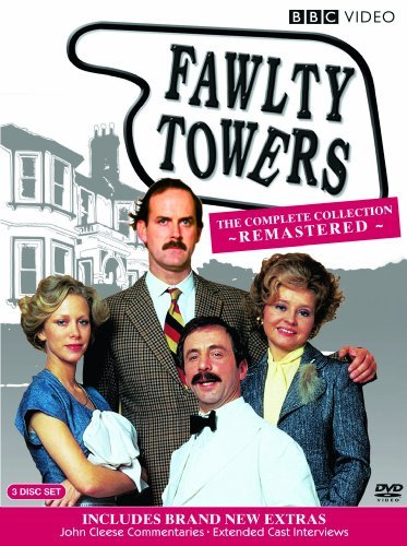 Hotel Zacisze / Fawlty Towers [Sezon 1]