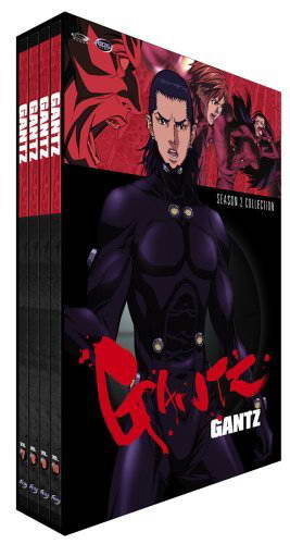 Gantz Season 2 Box Set movie