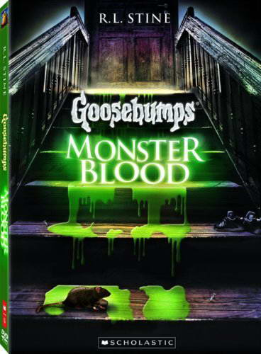 free Goosebumps  Monster Blood informationGoosebumps Monster Blood