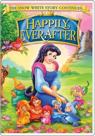 Happily Ever After 1993 On Dvd Blu Ray Copy Reviews
