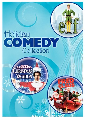 Christmas Vacation Dvd Release Date: Holiday Comedy Collection: Elf/National Lampoons Christmas