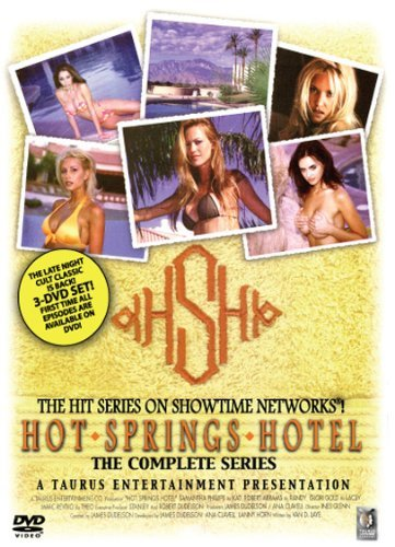 Hot Springs Hotel: The Complete Series movie