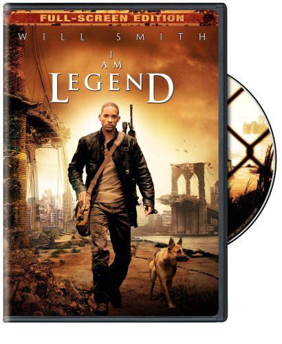 I Am Legend (Full-Screen Edition) (2007) on DVD Blu-ray ...