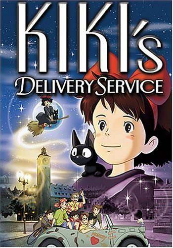 Kirsten Dunst Kiki'S Delivery Service
