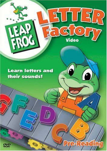 free Leap Frog - Letter Factory (2003) information