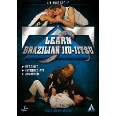 Brazilian Jiu-Jitsu - Beginner, Intermediate & Advanced (2012) on DVD ...