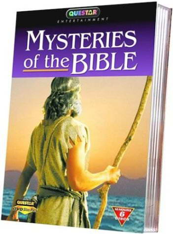 bible mysteries With richard kiley, jean simmons, david wolpe, daniel smith-christopher.