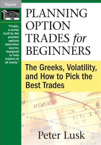 Picking options to trade