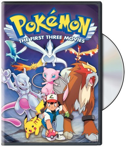 Pokemon the First Movie Mewtwo Strikes Back  amazoncom
