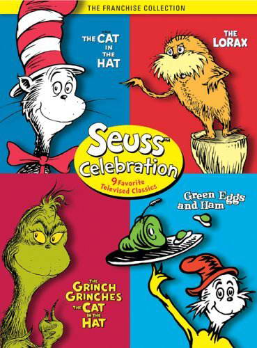 free Seuss Celebration (The Grinch Grinches the Cat in the Hat / The ...
