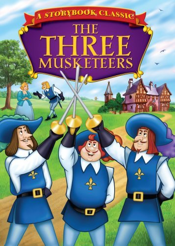 Storybook Classics The Three Musketeers 1986