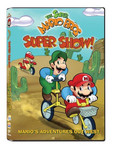 Super Mario Bros. Super Show!: Mario's Adventures Out West movie