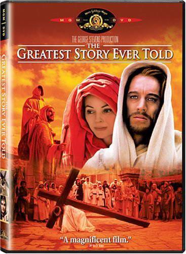 Opowieść wszechczasów / The Greatest Story Ever Told (1965)PL.BDRip.XviD.AC-3-RETRO / Lektor PL