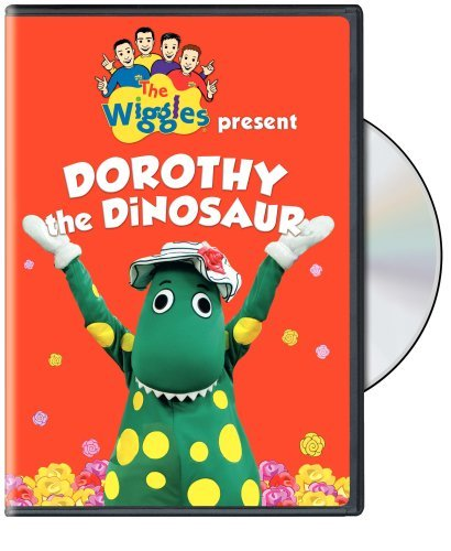 on DVD Blu-ray copy Reviews Wiggles Dorothy The Dinosaur Dvd