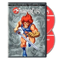 Thundercats Season on Thundercats  Season 1 Part 1 On Dvd Blu Ray Copy Reviews