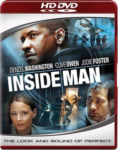 Inside man hd dvd 2006 on dvd blu ray copy reviews for Inside 2007 dvd