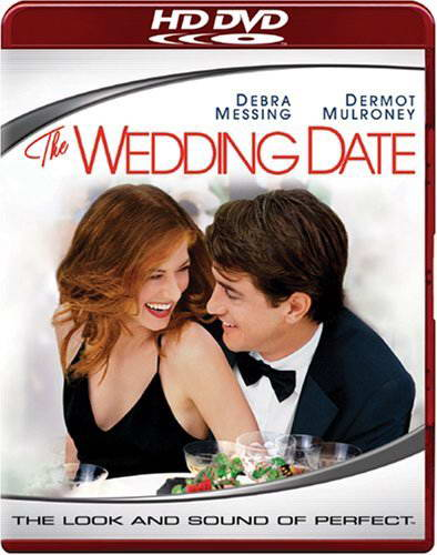 the wedding date hd dvd 2005 on dvd bluray copy reviews