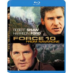 Force 10 from Navarone [Blu-ray] (1978) on DVD Blu-ray ...