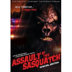 Assault Of The Sasquatch (2009) on DVD Blu-ray copy Reviews