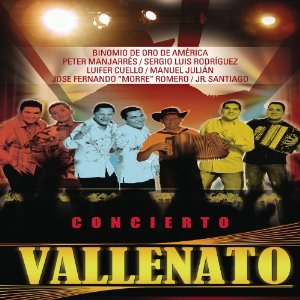 Concierto Vallenato movie