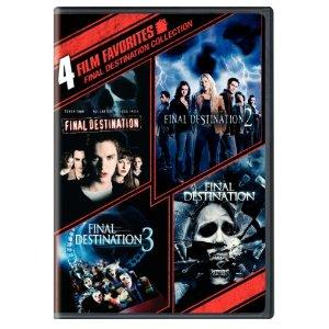 free Final Destination Collection: 4 Film Favorites (Final Destination